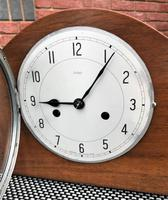 Elegant Mid-1940's English Striking Mantle Clock by Smiths-Enfield (2 of 6)