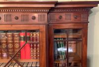 Late Victorian Mahogany 4 Door Library Bookcase (4 of 13)