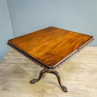 Chippendale Games Table (2 of 9)