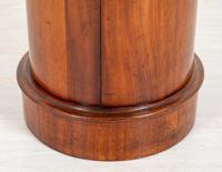 Victorian Cylinder Mahogany Pot Cupboard (3 of 4)
