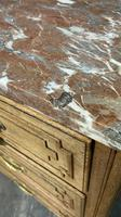 French 18th Century Marble Top Commode Chest (17 of 23)