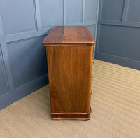 Victorian Walnut Chest of Drawers (9 of 13)