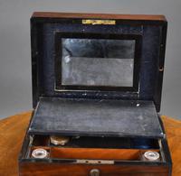 19th Century Rosewood Dressing / Jewellery Box (12 of 13)