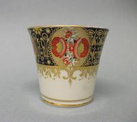 Chamberlain's Worcester Bucket Shape Coffee Cup c.1820 (3 of 7)