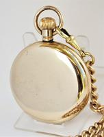 1920s Limit Pocket Watch & Chain (2 of 5)