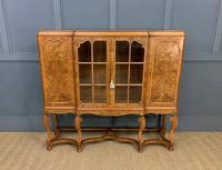 Burr Walnut Side Cabinet (15 of 18)