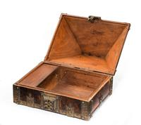 Early 19th Century Domed Top Eastern Spice Box (5 of 6)