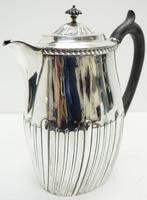 English Antique Solid Silver Hot c.1901 (6 of 8)