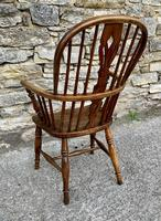 Antique Windsor Chair (5 of 9)
