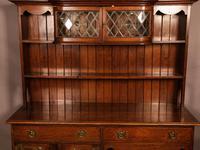 Arts & Crafts Dresser in Oak (3 of 13)