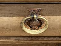 Wonderful Art Nouveau Bleached Oak Sideboard (6 of 26)
