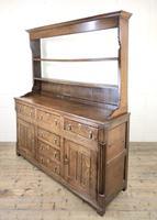 Antique North Wales Oak Dresser (8 of 10)