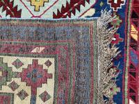 Antique Caucasian Talish Long Rug (9 of 10)