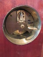 Superb Antique Sheraton Inlaid Mantel Clock (5 of 6)
