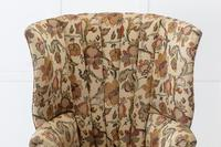 Late 19th Century English Barrel Back Armchair (4 of 6)