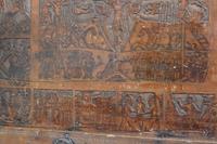 Italian Renaissance Cedar Box on Later Stand (9 of 13)