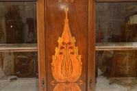 Antique Art Nouveau Inlaid Mahogany Cabinet Liberty of London (8 of 11)