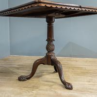Chippendale Games Table (3 of 9)