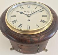 Eight Day Fusee British Rail Railway Clock (2 of 9)
