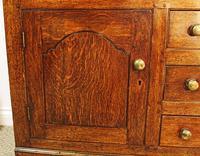 Georgian Oak Cupboard Dresser. North Wales c.1800 (7 of 9)