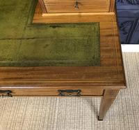 Victorian Inlaid Mahogany Writing Desk (8 of 20)