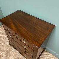 Quality Georgian Mahogany Antique Chest of Drawers (4 of 7)