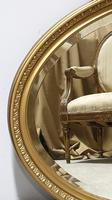 Victorian Adams Gilt Wall Mirror (6 of 7)