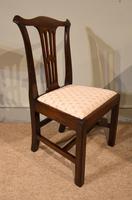 19th Century Mahogany Childs Chair (2 of 6)