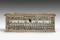Early 19th Century Vizagapatam Bone Box (6 of 9)