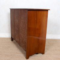 Chest of Drawers Burl Walnut Victorian (11 of 11)