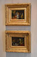 Pair of Still-life Oil Paintings by A Bonnefoy (3 of 13)