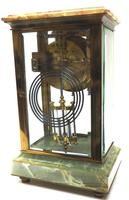 Incredible French 4 Glass French Regulator 8-day Mantle Clock (12 of 12)
