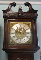 George II Irish Longcase Clock (2 of 11)