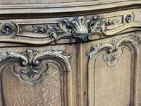 Exceptional Rare Pair of French Bookcases or Cabinets (28 of 37)