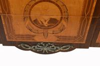 Neo Classical Swedish Commode Marquetry Chest of Drawers Scandanavian (5 of 16)