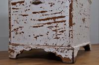 Victorian Painted Blanket Box Chest C1870 (8 of 12)