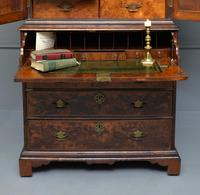 Early 18th Century Walnut Secretaire Writing Cabinet (14 of 31)