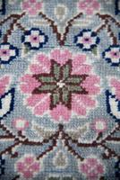 Pink Floral Eastern Wool Runner (9 of 12)