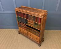 Oak Open Bookcase c.1920 (11 of 12)