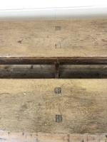 Pair of Antique Oak Refectory Benches (6 of 12)