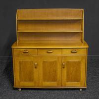 Sixties Oak Priory Dresser (8 of 9)