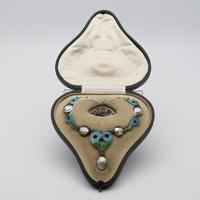 Liberty Attributed Art Nouveau Necklace (4 of 5)