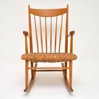 1950's  Danish Vintage Rocking Chair (7 of 9)