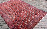 Antique Tekke Turkman rug 190x137cm (5 of 6)