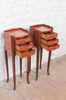 Very Pretty Pair of French Little Bedsides (8 of 8)