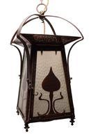English Arts & Crafts Lantern (4 of 5)