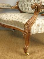 Good Quality Victorian Sofa in the French Taste (9 of 10)
