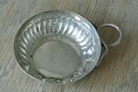 French Silver Wine Taster by Marc Parrod, Minerva .950 Std Mark Dijon c.1905 (4 of 7)