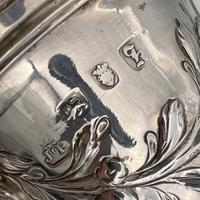 18th Century Antique George III Sterling Silver Rococo Coffee Pot London 1765 William & James Priest (10 of 10)