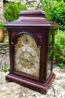 18th Century London 'verge' Bracket Clock (2 of 5)